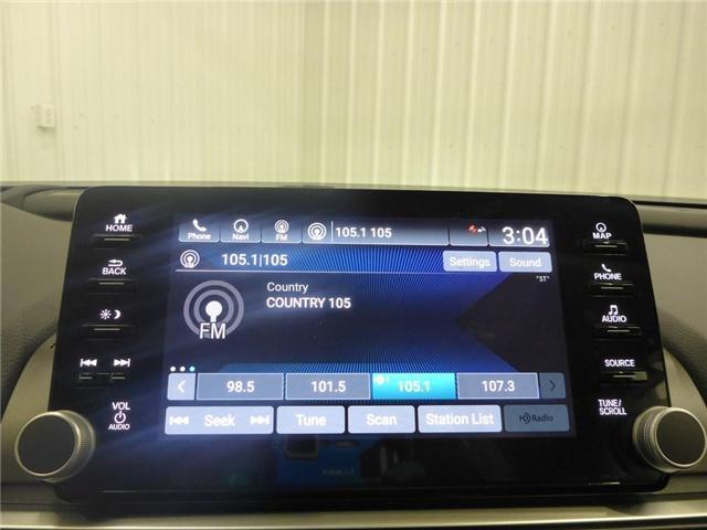 2018 Honda Accord Touring (Stk: 1844018) in Calgary - Image 18 of 19