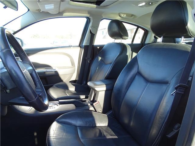 2009 Chrysler Sebring Touring (Stk: ) in Oshawa - Image 12 of 13