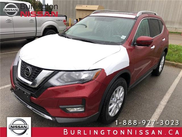2018 Nissan Rogue SV (Stk: X2297) in Burlington - Image 1 of 5