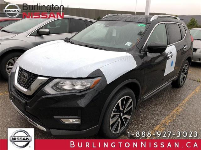 2018 Nissan Rogue SL w/ProPILOT Assist (Stk: X2304) in Burlington - Image 1 of 5