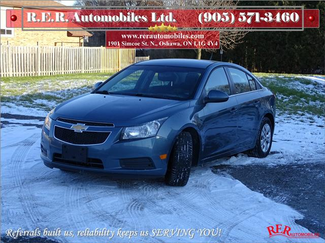 2012 Chevrolet Cruze LT Turbo (Stk: ) in Oshawa - Image 1 of 12