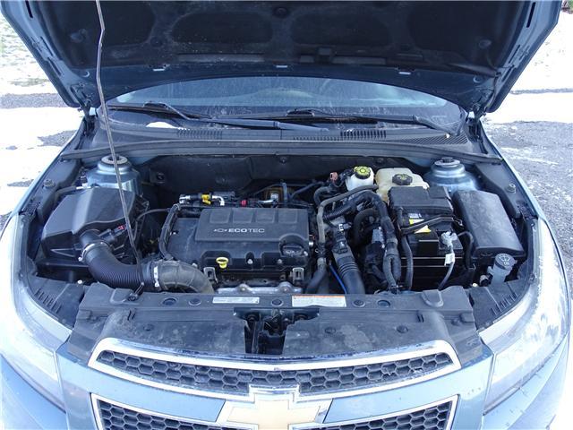 2012 Chevrolet Cruze LT Turbo (Stk: ) in Oshawa - Image 5 of 12