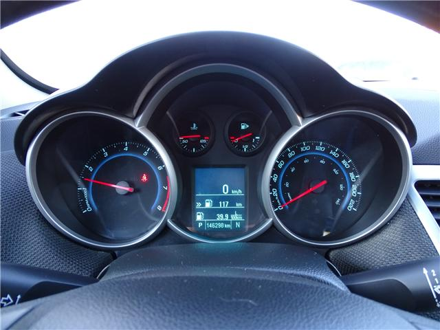 2012 Chevrolet Cruze LT Turbo (Stk: ) in Oshawa - Image 7 of 12
