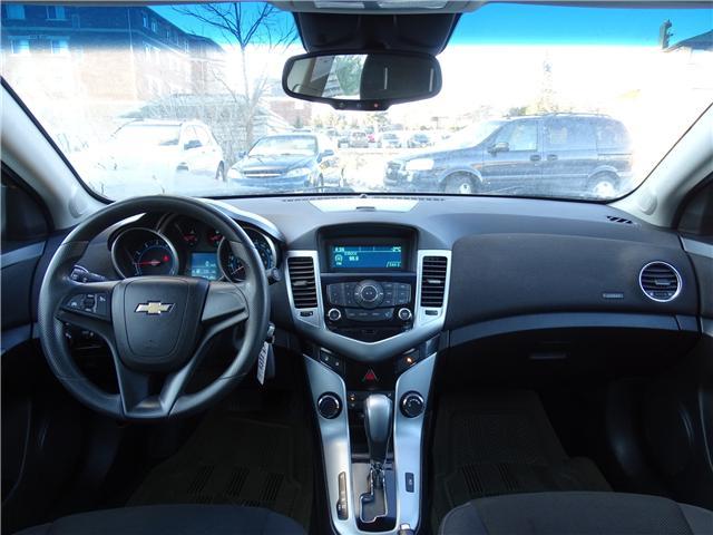 2012 Chevrolet Cruze LT Turbo (Stk: ) in Oshawa - Image 8 of 12