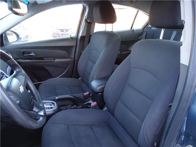 2012 Chevrolet Cruze LT Turbo (Stk: ) in Oshawa - Image 11 of 12