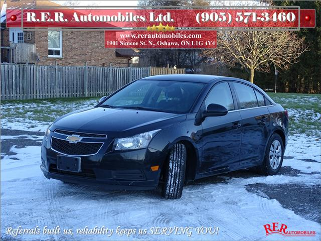 2014 Chevrolet Cruze 1LT (Stk: ) in Oshawa - Image 1 of 12