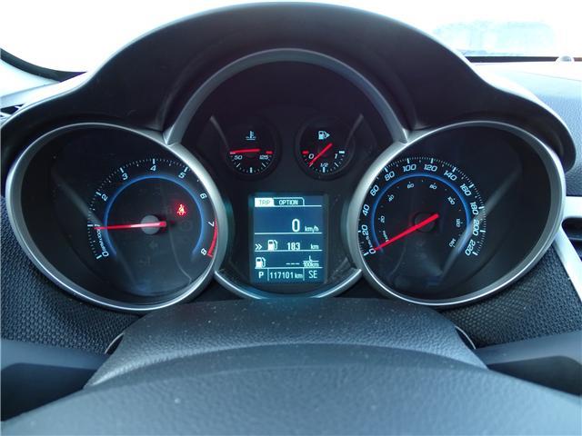 2014 Chevrolet Cruze 1LT (Stk: ) in Oshawa - Image 7 of 12