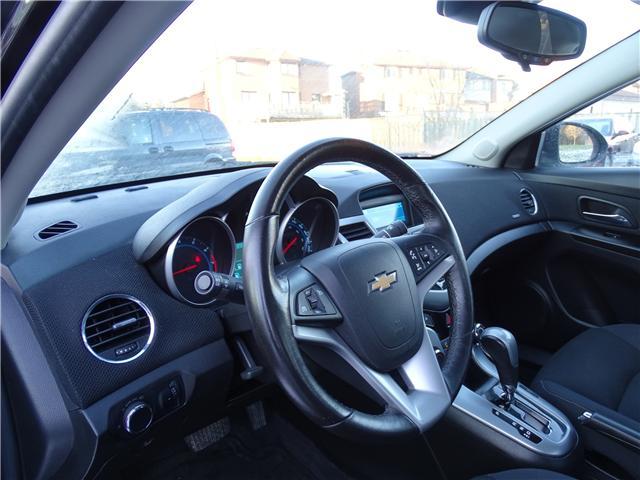 2014 Chevrolet Cruze 1LT (Stk: ) in Oshawa - Image 9 of 12