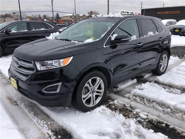 2017 Ford Edge Titanium (Stk: 45015) in Burlington - Image 1 of 27