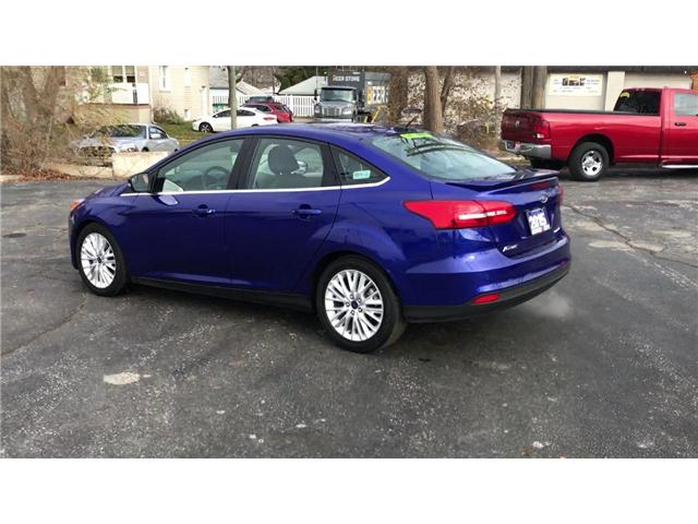 2015 Ford Focus Titanium (Stk: 181018A) in Windsor - Image 6 of 11