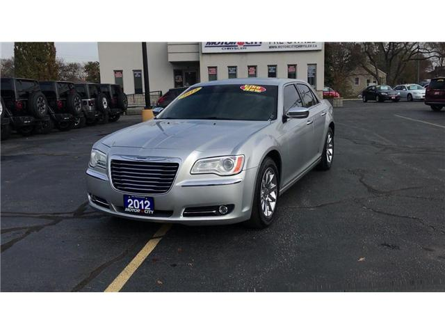 2012 Chrysler 300 Limited (Stk: 44565A) in Windsor - Image 3 of 11