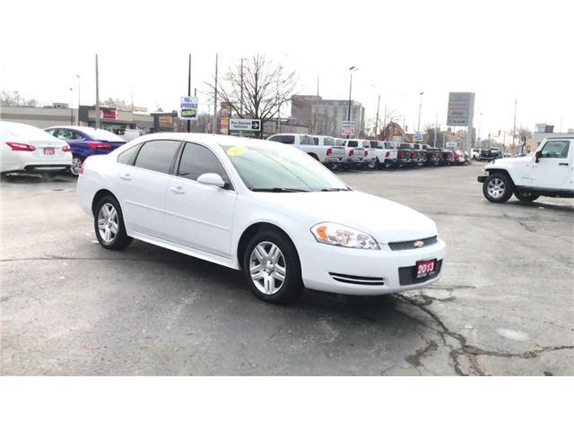 2013 Chevrolet Impala LT (Stk: 44337A) in Windsor - Image 2 of 11