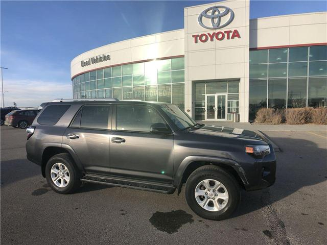 2014 Toyota 4Runner SR5 V6 (Stk: 2801525A) in Calgary - Image 1 of 17