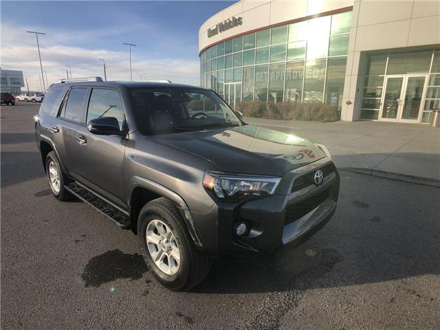 2014 Toyota 4Runner SR5 V6 (Stk: 2801525A) in Calgary - Image 2 of 17