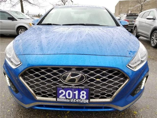 2018 Hyundai Sonata Sport (Stk: op10005) in Mississauga - Image 2 of 23