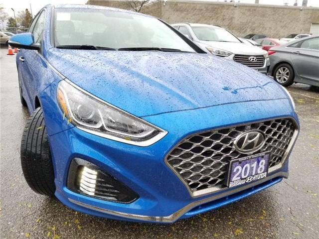 2018 Hyundai Sonata Sport (Stk: op10005) in Mississauga - Image 3 of 23
