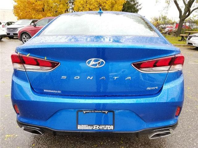 2018 Hyundai Sonata Sport (Stk: op10005) in Mississauga - Image 5 of 23