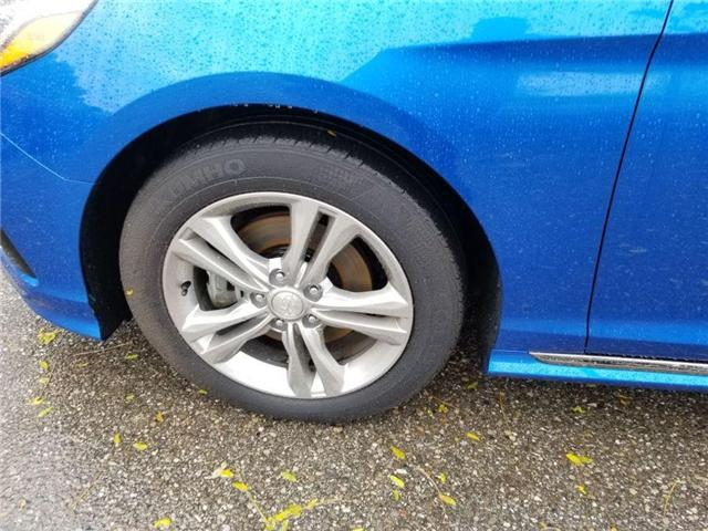 2018 Hyundai Sonata Sport (Stk: op10005) in Mississauga - Image 9 of 23