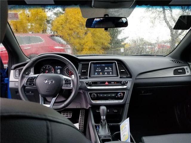 2018 Hyundai Sonata Sport (Stk: op10005) in Mississauga - Image 12 of 23