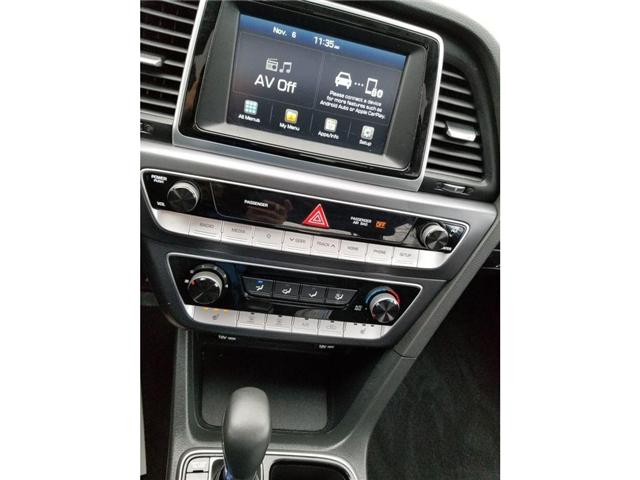 2018 Hyundai Sonata Sport (Stk: op10005) in Mississauga - Image 17 of 23