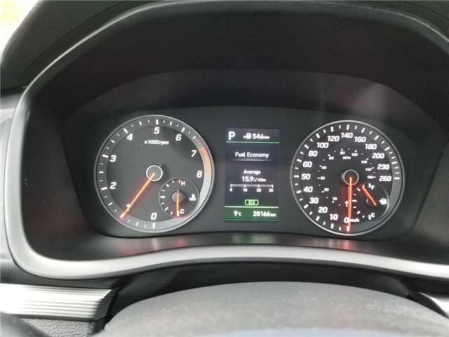 2018 Hyundai Sonata Sport (Stk: op10005) in Mississauga - Image 18 of 23