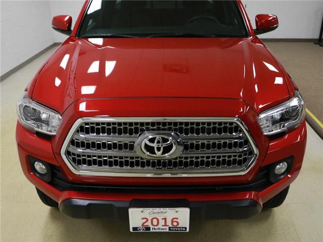 2016 Toyota Tacoma  (Stk: 186375) in Kitchener - Image 25 of 29