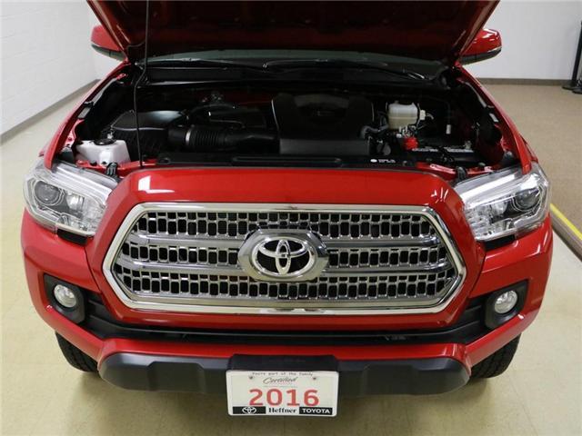 2016 Toyota Tacoma  (Stk: 186375) in Kitchener - Image 26 of 29