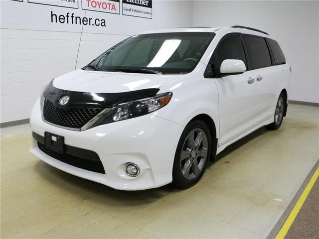 2013 Toyota Sienna SE 8 Passenger (Stk: 186415) in Kitchener - Image 1 of 28