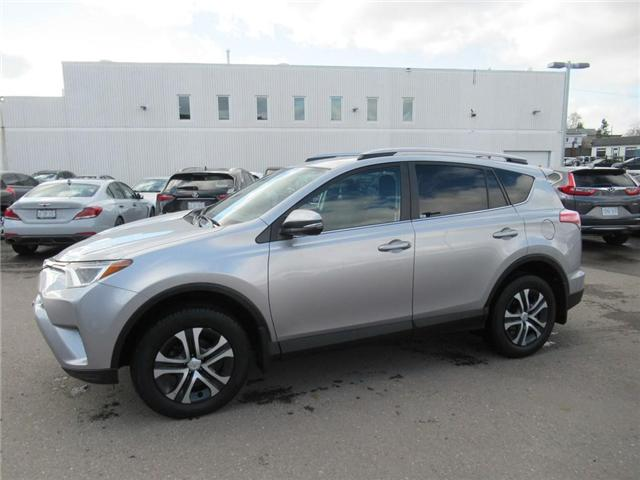 2017 Toyota RAV4 LE (Stk: 15763A) in Toronto - Image 2 of 15