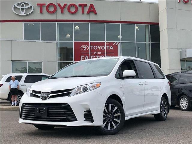 2018 Toyota Sienna LE (Stk: 18589) in Bowmanville - Image 1 of 20