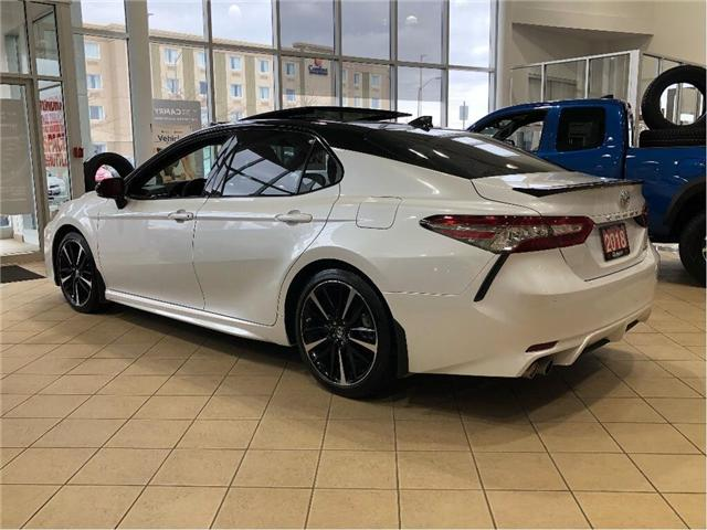 2018 Toyota Camry XSE (Stk: 18556) in Bowmanville - Image 2 of 19
