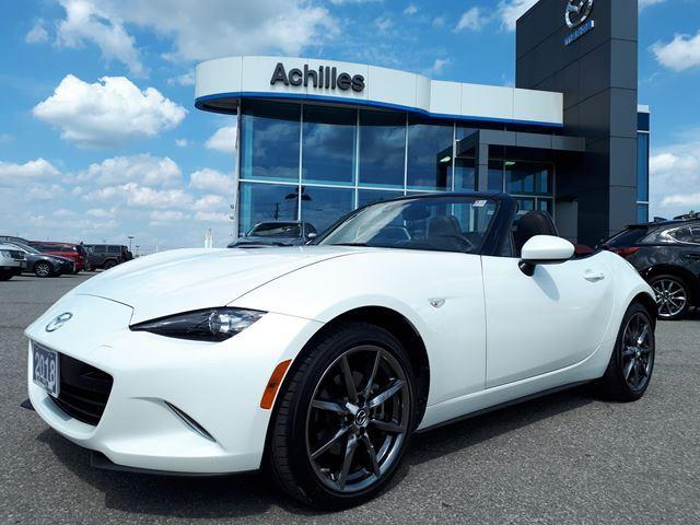 2018 Mazda MX-5 GT (Stk: P5876) in Milton - Image 1 of 13