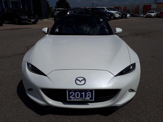 2018 Mazda MX-5 GT (Stk: P5876) in Milton - Image 9 of 13