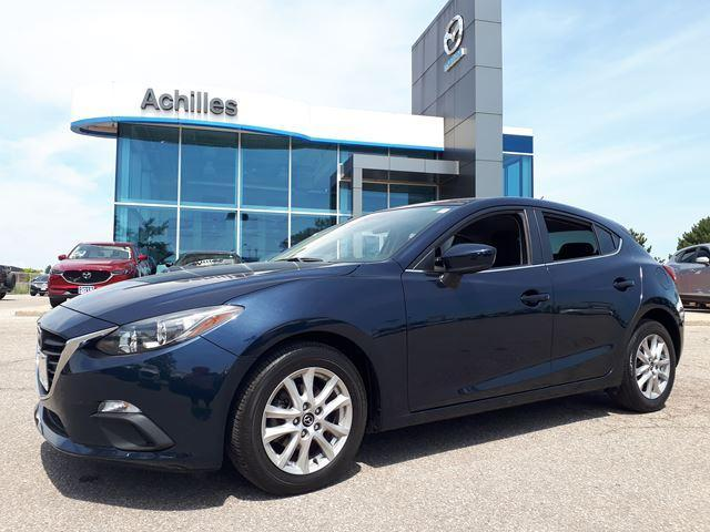 2014 Mazda Mazda3 GS-SKY (Stk: P5865) in Milton - Image 1 of 11