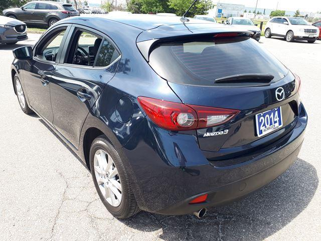 2014 Mazda Mazda3 GS-SKY (Stk: P5865) in Milton - Image 2 of 11