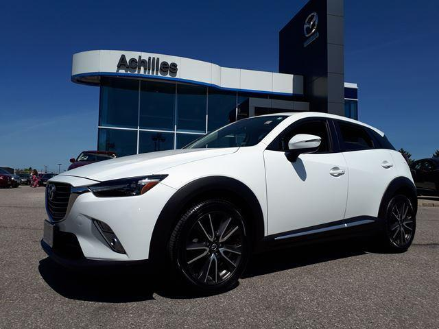 2016 Mazda CX-3 GT (Stk: H1608A) in Milton - Image 1 of 13