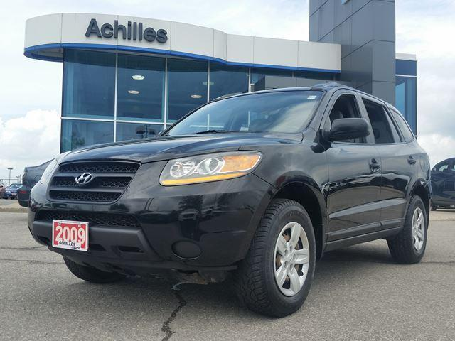2009 Hyundai Santa Fe GL (Stk: K733A) in Milton - Image 1 of 11