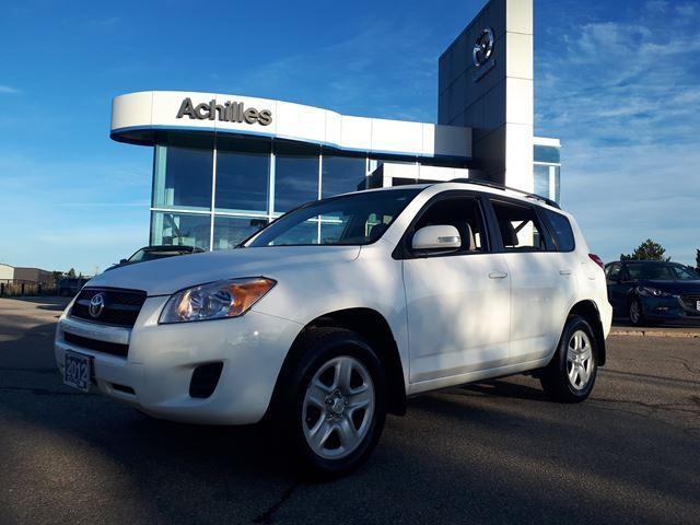 2012 Toyota RAV4 Base (Stk: H1534A) in Milton - Image 1 of 12
