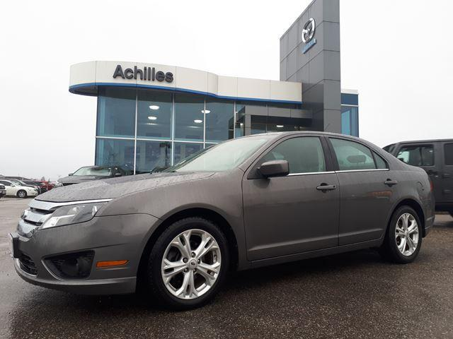 2012 Ford Fusion SE (Stk: L1055A) in Milton - Image 1 of 11