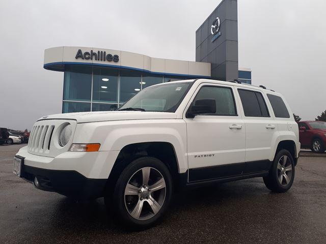 2016 Jeep Patriot Sport/North (Stk: L1048A) in Milton - Image 1 of 12