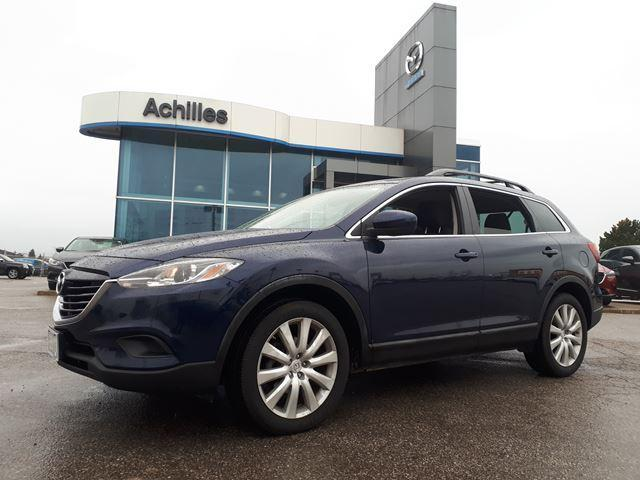 2013 Mazda CX-9 GS (Stk: L1050A) in Milton - Image 1 of 9