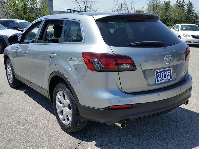 2015 Mazda CX-9 GS (Stk: P5860) in Milton - Image 2 of 12