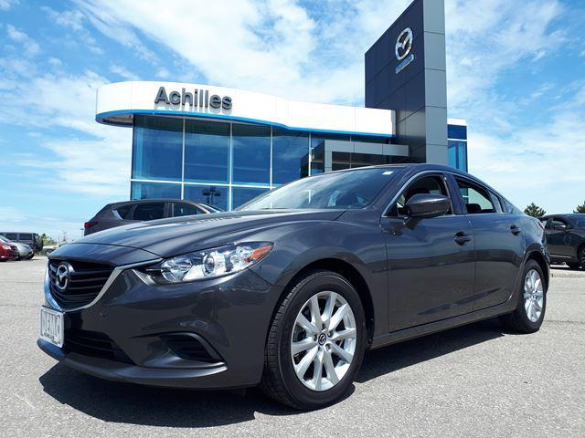 2017 Mazda MAZDA6 GS (Stk: P5847) in Milton - Image 1 of 11