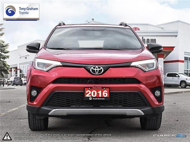 2016 Toyota RAV4 SE (Stk: E7653) in Ottawa - Image 2 of 28