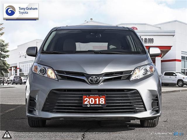 2018 Toyota Sienna LE 8-Passenger (Stk: U9048) in Ottawa - Image 2 of 25