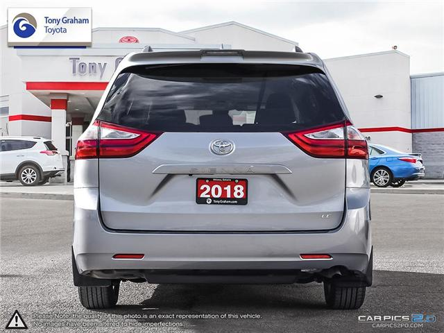 2018 Toyota Sienna LE 8-Passenger (Stk: U9048) in Ottawa - Image 5 of 25