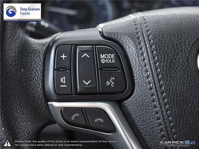 2018 Toyota Sienna LE 8-Passenger (Stk: U9048) in Ottawa - Image 16 of 25