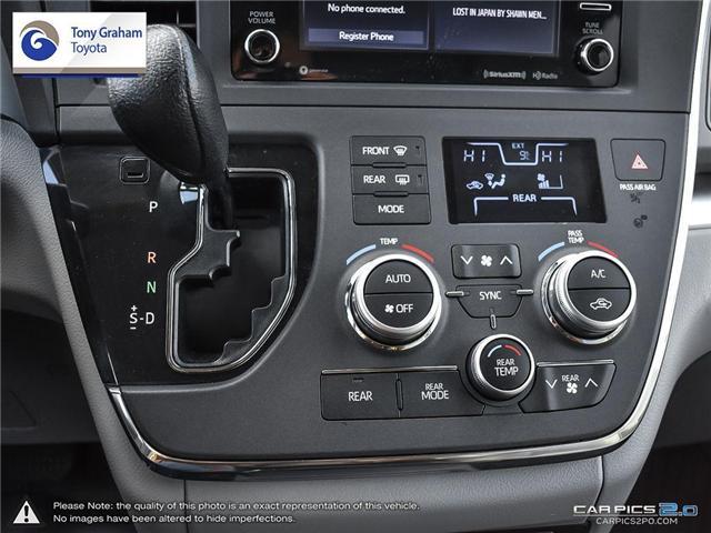2018 Toyota Sienna LE 8-Passenger (Stk: U9048) in Ottawa - Image 18 of 25