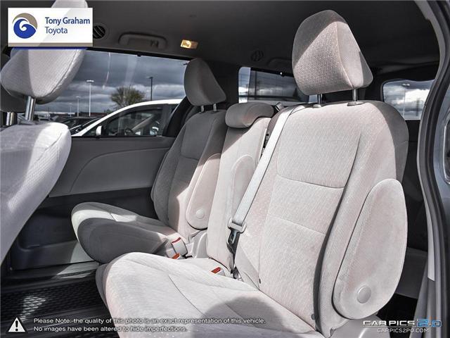 2018 Toyota Sienna LE 8-Passenger (Stk: U9048) in Ottawa - Image 22 of 25