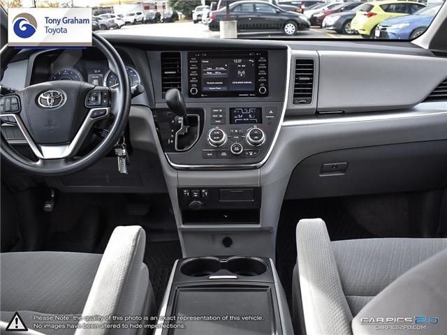 2018 Toyota Sienna LE 8-Passenger (Stk: U9048) in Ottawa - Image 23 of 25